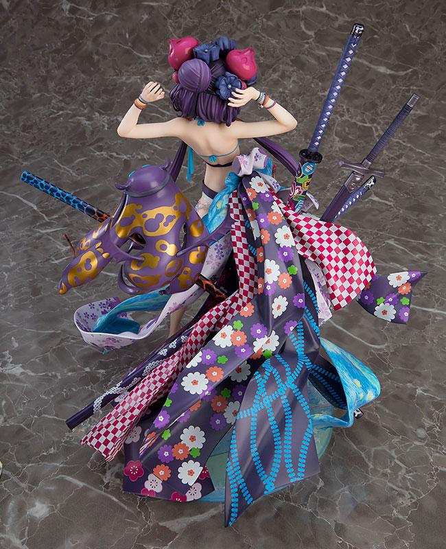Fate/Grand Order『セイバー/葛飾北斎』1/7 完成品フィギュア-013