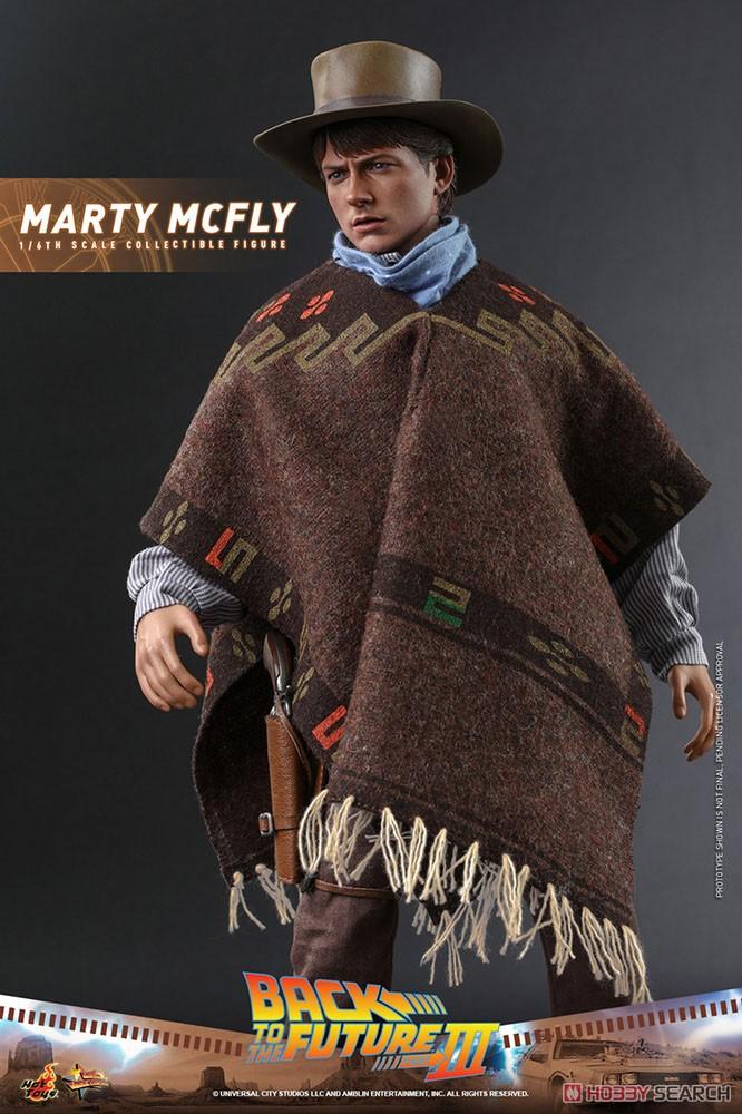ムービー・マスターピース『マーティ・マクフライ』バック・トゥ・ザ・フューチャー PART3 1/6 可動フィギュア-003