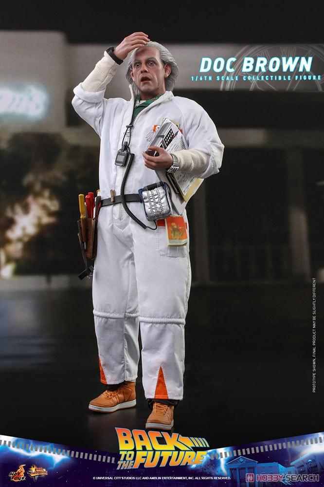 ムービー・マスターピース『マーティ・マクフライ』バック・トゥ・ザ・フューチャー PART3 1/6 可動フィギュア-050