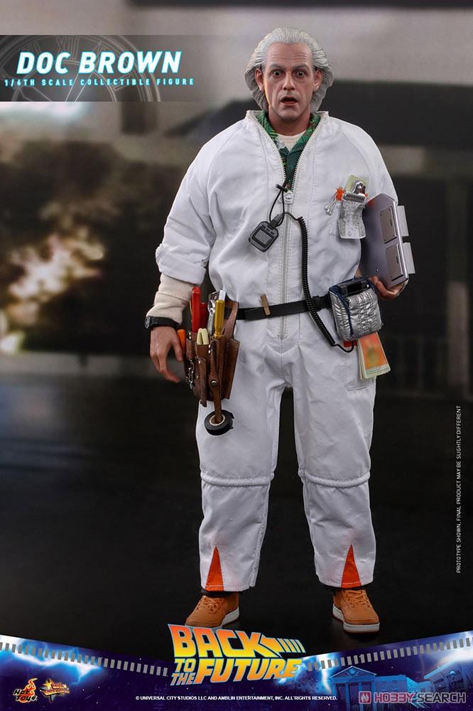 ムービー・マスターピース『マーティ・マクフライ』バック・トゥ・ザ・フューチャー PART3 1/6 可動フィギュア-051