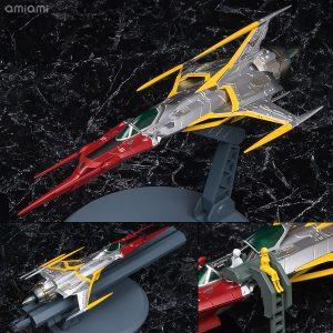 ヴァリアブルアクション Hi-SPEC 宇宙戦艦ヤマト2202 愛の戦士たち 零式52型空間艦上戦闘機コスモゼロα1[メガハウス]