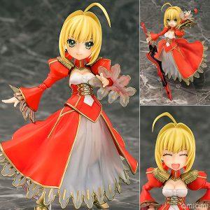 パルフォム Fate/EXTELLA ネロ・クラウディウス 可動フィギュア[ファット・カンパニー]