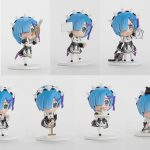 Re:ゼロから始める異世界生活 コレクションフィギュア レムお手伝いシリーズ 8個入りBOX