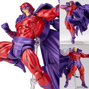 フィギュアコンプレックス アメイジング・ヤマグチ No.006 Magneto (マグニートー)[海洋堂]