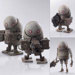 BRING ARTS NieR:Automata 機械生命体セット(2体セット) アクションフィギュア[スクウェア・エニックス]