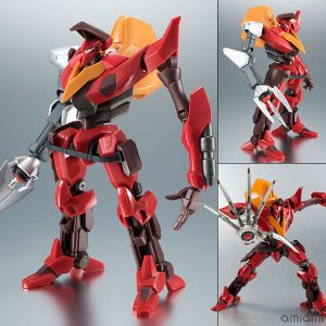 ROBOT魂 -ロボット魂- 〈SIDE KMF〉 紅蓮弐式(甲壱型腕装備) 『コードギアス 反逆のルルーシュ』[バンダイ]