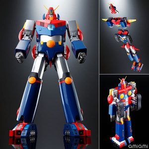 DX超合金魂 超電磁ロボ コン・バトラーV[バンダイ]
