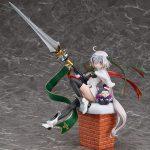 Fate/Grand Order ランサー/ジャンヌ・ダルク・オルタ・サンタ・リリィ 1/7 完成品フィギュア[グッドスマイルカンパニー]