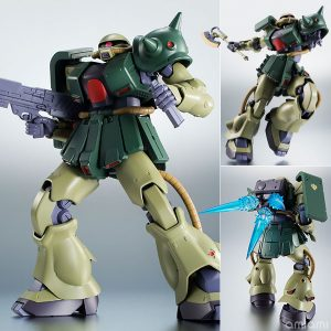 ROBOT魂 〈SIDE MS〉 MS-06FZ ザクII改 ver. A.N.I.M.E. 『機動戦士ガンダム0080 ポケットの中の戦争』[バンダイ]