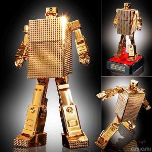 超合金魂 GX-32Rゴールドライタン 24金メッキ仕上げ 『黄金戦士ゴールドライタン』[バンダイ]