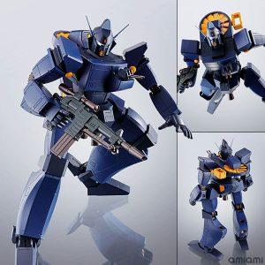 HI-METAL R ブラッカリィ 『戦闘メカ ザブングル』[バンダイ]