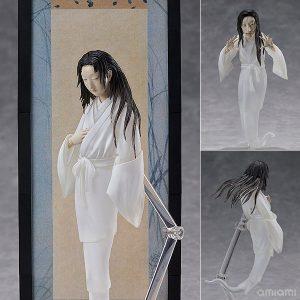 figma テーブル美術館 円山応挙作 幽霊図[フリーイング]
