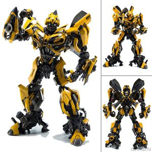 Transformers: The Last Knight BUMBLEBEE (トランスフォーマー/最後の騎士王 バンブルビー) 可動フィギュア[スリー・エー]
