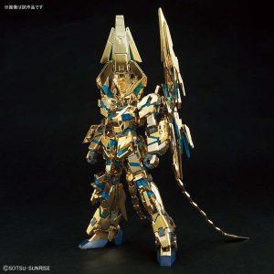HGUC 1/144 ユニコーンガンダム3号機 フェネクス(デストロイモード)(ナラティブVer.)[ゴールドコーティング] プラモデル[BANDAI SPIRITS]