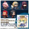 【Fate/Grand Order】ぷちきゃら!『ちみメガ Fate/Grand Order 第2弾』6個入りBOX【メガハウス】より2018年9月発売予定☆