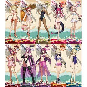 【Fate/EXTELLA LINK】『スティックポスター』10個入りBOX【ムービック】より2018年10月発売予定♪