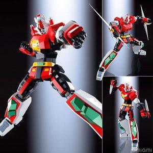 【闘将ダイモス】超合金魂『GX-83 ダイモス F.A.』可動フィギュア【BANDAI SPIRITS】より2019年1月発売予定!