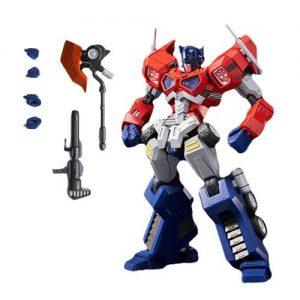 【トランスフォーマー】風雷模型『オプティマス・プライム』プラモデル【Flame Toys】より2018年10月発売予定☆