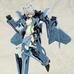 【マクロスΔ】ACKS V.F.G.『VF-31A カイロス』プラモデル【アオシマ】より2018年12月発売予定☆