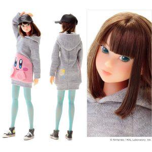 【momoko DOLL】モモコドール『カービィパーカーセット』完成品ドール【セキグチ】より2018年8月発売予定☆