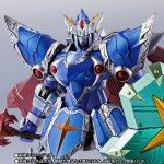 【SDガンダム外伝】METAL ROBOT魂 〈SIDE MS〉『フルアーマー騎士ガンダム(リアルタイプver.)』可動フィギュア【バンダイ】より2018年12月発売予定♪