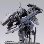 【フルメタル・パニック!】METAL BUILD『ガーンズバック Ver.IV|フルメタル・パニック!IV』可動フィギュア【バンダイ】より2018年12月発売予定☆