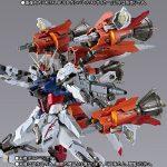 【ガンダムSEED MSV】METAL BUILD『ガンバレルストライカー』可動フィギュア【バンダイ】より2019年1月発売予定☆