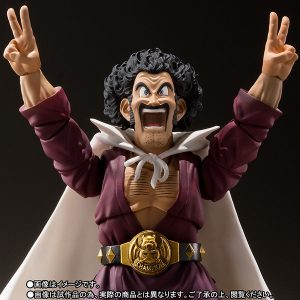 【ドラゴンボールZ】S.H.フィギュアーツ『ミスターサタン』可動フィギュア【バンダイ】より2019年1月発売予定☆