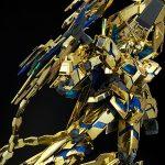【ガンダムNT】MG『ユニコーンガンダム3号機 フェネクス(ナラティブVer.)』1/100 プラモデル【バンダイ】より2018年11月発売予定♪