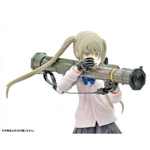 【リトルアーモリー】携行対戦車弾『AT4タイプ2.0』1/12 プラモデル【トミーテック】より2019年1月発売予定♪