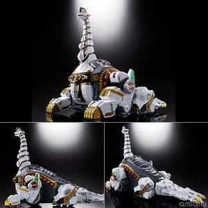 【恐竜戦隊ジュウレンジャー】超合金魂『GX-85 キングブラキオン』可動フィギュア【BANDAI SPIRITS】より2019年2月発売予定!