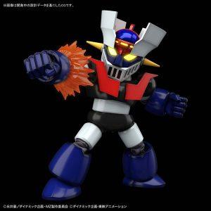 【マジンガーZ】SDクロスシルエット『マジンガーZ』プラモデル【BANDAI SPIRITS】より2018年12月発売予定☆