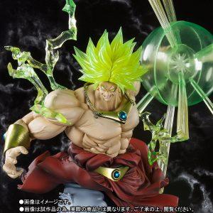 【ドラゴンボールZ】フィギュアーツZERO『スーパーサイヤ人ブロリー -熱戦-』完成品フィギュア【バンダイ】より2019年4月発売予定♪