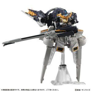 【ガンダムTR-6】MOBILE SUIT ENSEMBLE『TR-6 インレ』デフォルメ可動フィギュア【バンダイ】より2019年1月発売予定☆