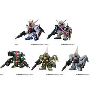 【ガンダム】『ガシャポン戦士フォルテ08』12個入りBOX【バンダイ】より2019年2月発売予定♪