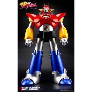【ダイアポロン】スーパーロボットビニールコレクション『UFO戦士ダイアポロン』ソフビ【ACTION TOYS】より2019年2月発売予定♪