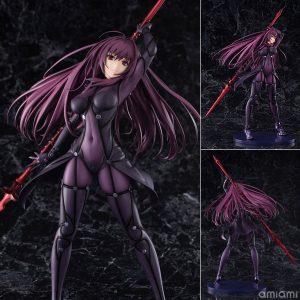 【Fate/Grand Order】『ランサー/スカサハ』 1/7 完成品フィギュア【プラム】より2019年1月再販予定♪