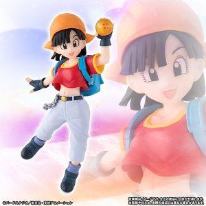 【ドラゴンボールGT】HG GIRLS『パン』完成品フィギュア【バンダイ】より2019年3月発売予定♪