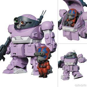 【ボトムズ】Robonimo『スコープドッグ メルキア軍カラー』デフォルメ可動フィギュア【5PRO STUDIO】より2019年1月発売予定♪