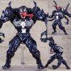 【スパイダーマン】リボルテック『ヴェノム』アメイジング・ヤマグチ 可動フィギュア【海洋堂】より2019年3月再販予定☆