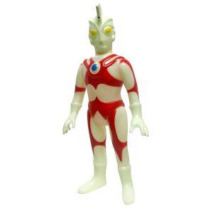 【ウルトラマンA】宮沢模型 流通限定『ウルトラマンA 450 蓄光版(日本製)』ソフビ【マルサン】より2019年1月発売予定♪