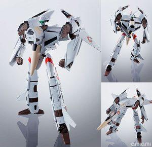 【超時空要塞マクロス】HI-METAL R『VF-4 ライトニングIII』可変可動フィギュア【BANDAI SPIRITS】より2019年3月発売予定☆