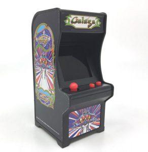 【ギャラガ】TINY ARCADE『ギャラガ』アクセサリーゲーム【アルファサテライト】より2019年3月発売予定☆