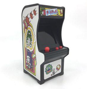 【ディグダグ】TINY ARCADE『ディグダグ』アクセサリーゲーム【アルファサテライト】より2019年3月発売予定☆