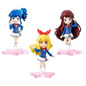 【アイカツ!】『MiMiCHeRi アイカツ!』食玩フィギュア 4個入りBOX【バンダイ】より2019年5月発売予定♪