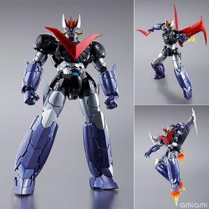 【マジンガーZ / INFINITY】METAL BUILD『グレートマジンガー』可動フィギュア【BANDAI SPIRITS】より2019年4月発売予定!