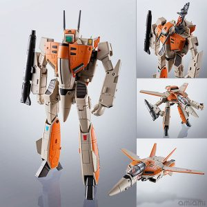 【超時空要塞マクロス】HI-METAL R『VF-1D バルキリー』可変可動フィギュア【BANDAI SPIRITS】より2019年4月発売予定☆