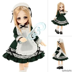 【Lil' Fairy】ちいさなお手伝いさん『ルミュ』1/12 完成品ドール【アゾン】より2018年12月発売予定♪