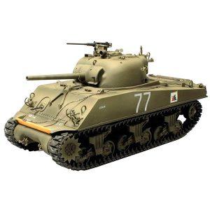 "1/35『M4A3 75mm 後期型 ""クーガー""』プラモデル【アスカモデル】より2019年1月発売予定♪"