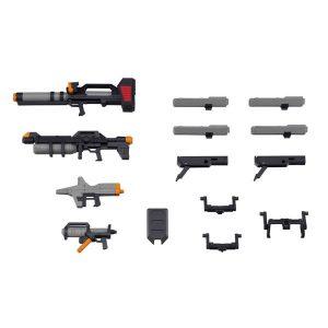 【ガンダム】ROBOT魂〈SIDE MS〉『連邦軍武器セット ver. A.N.I.M.E.』完成品フィギュア【BANDAI SPIRITS】より2019年5月発売予定♪